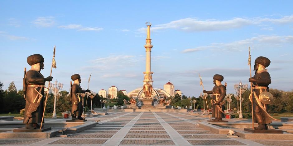 Voyage hors du commun, visitez Turkménistan
