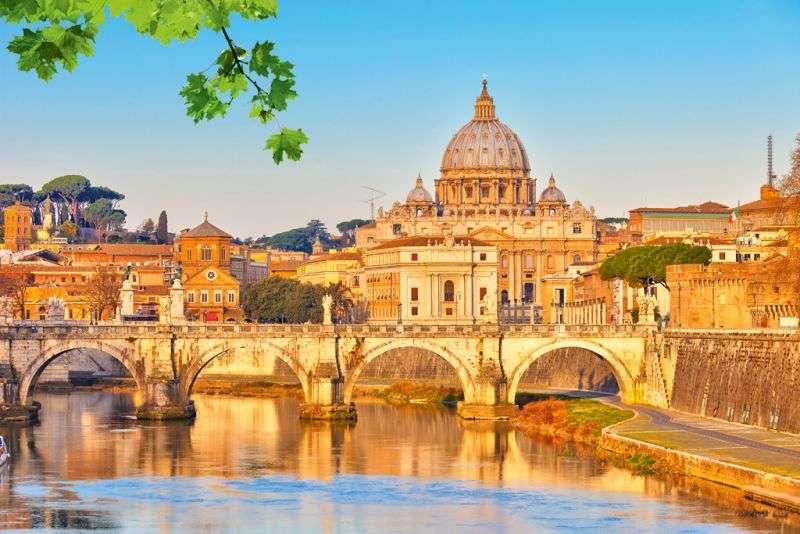 Rome, une ville remplie d'histoire