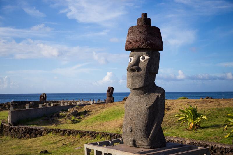 L'île de Pâques, une merveille à l'autre bout du monde