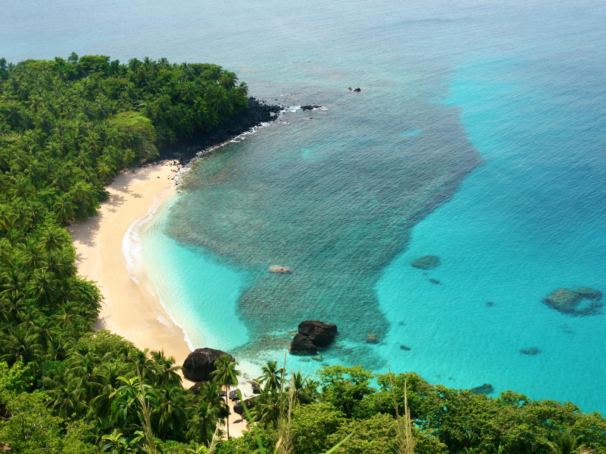 A la découverte de l'île de São Tomé et Principe