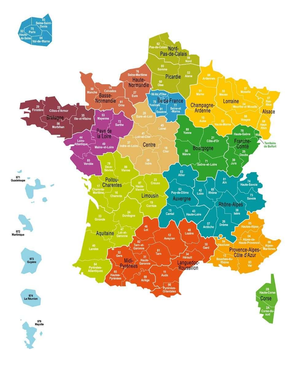 Les régions à découvrir impérativement en France
