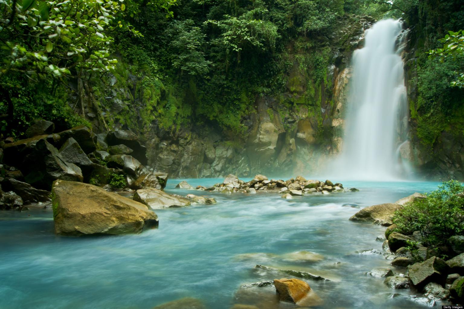 Costa Rica : une vitrine du jardin d'Eden