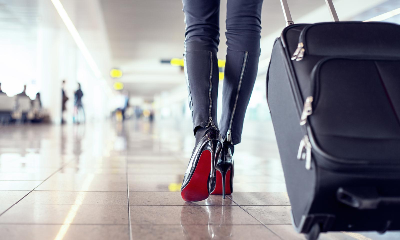 Avantages d'un bagage à main léger en avion