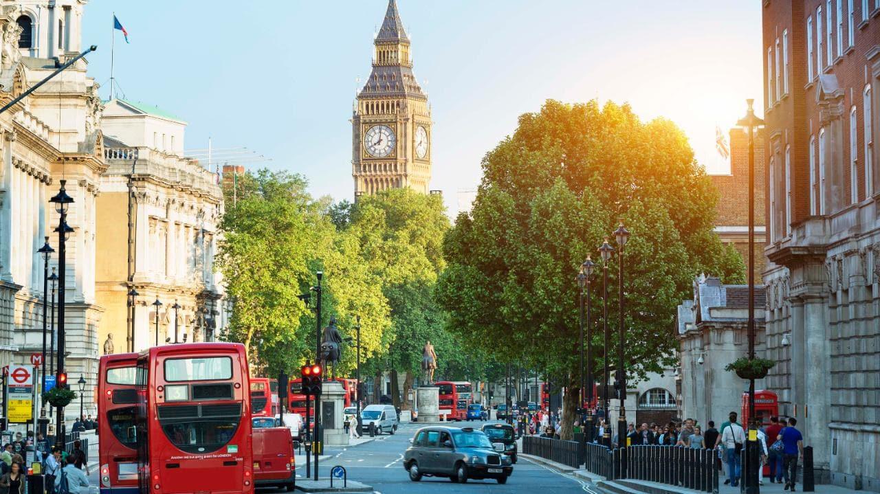 Londres, une ville trépidante pendant toute l'année !