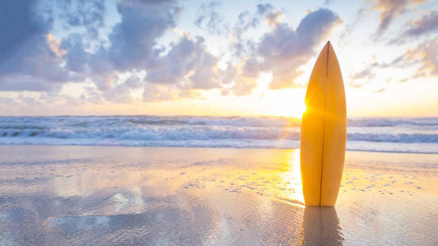 Les spots de surf en Gironde à découvrir