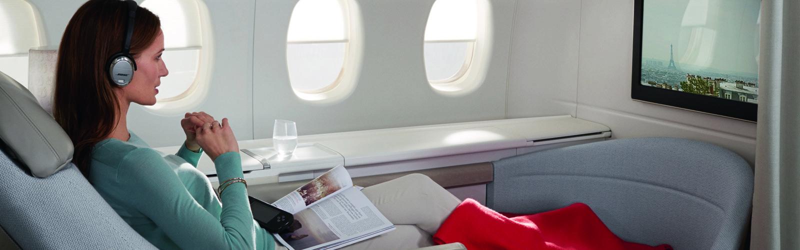 Conseils pour un voyage confortable en avion