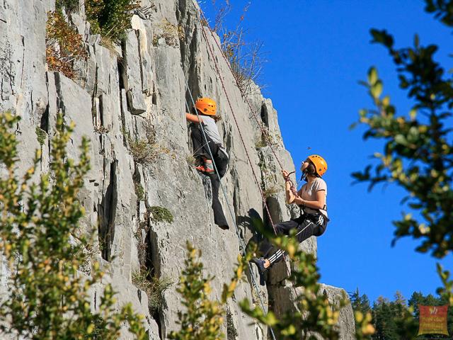 Les meilleurs endroits pour faire de l'escalade en Ardèche