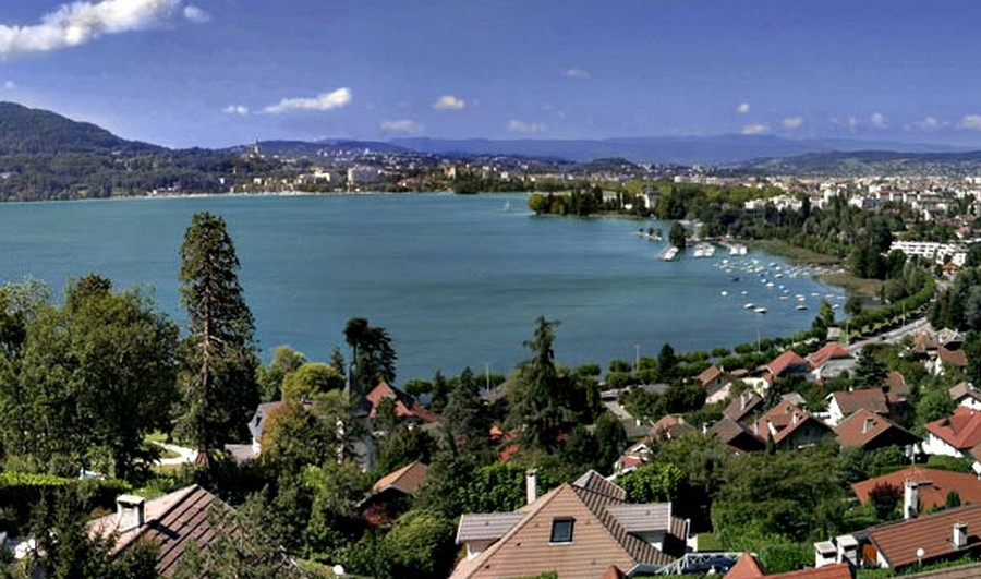 Vacances à Annecy : un lac et bien plus encore…