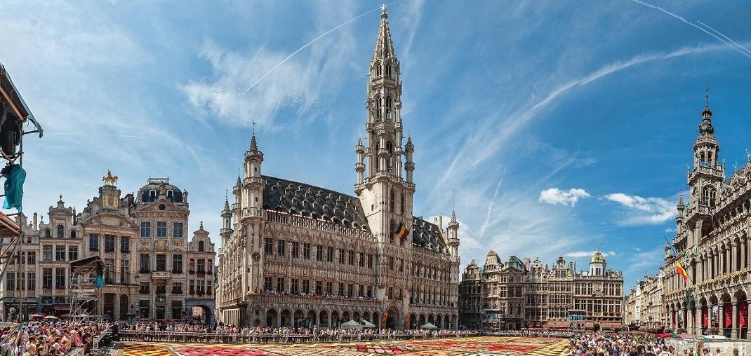 Organisez votre séjour à Bruxelles