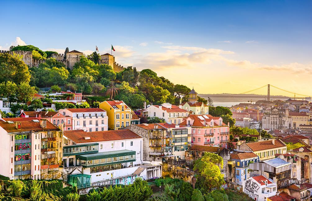 Profitez d'un week-end à Lisbonne