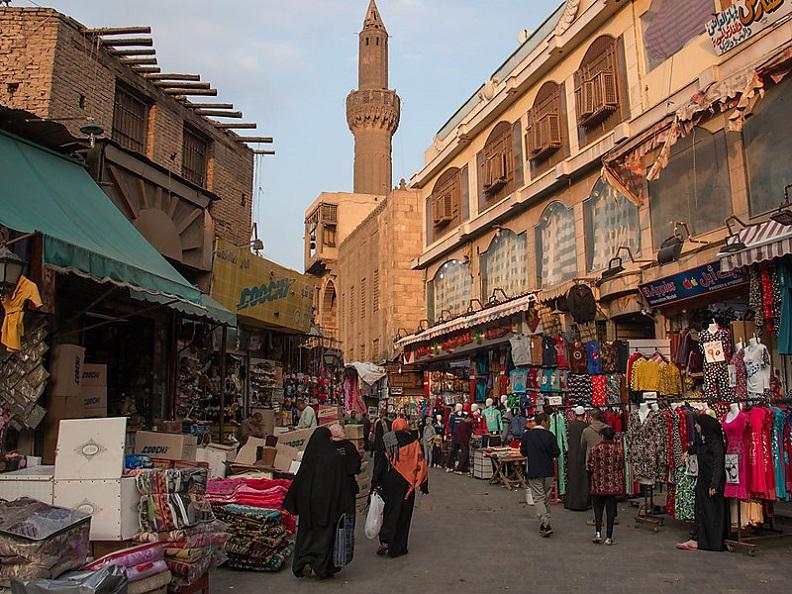 Visiter le souk le plus populaire du Caire : Khan el-Khalili