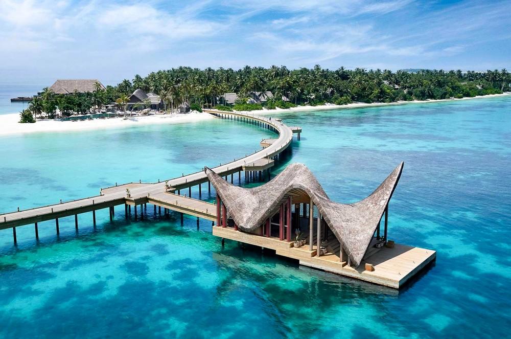 """Top 3 des meilleurs """"resorts de luxe"""" asiatiques"""