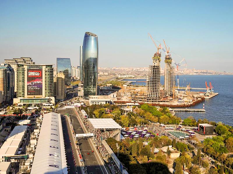 Les informations à connaitre avant de partir en voyage à Azerbaïdjan