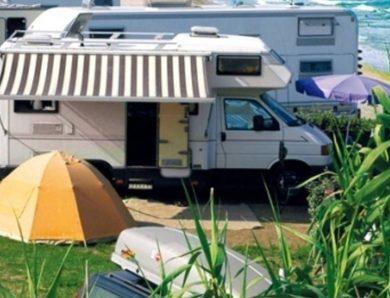 5 campings avec aire de camping-car à Bidart