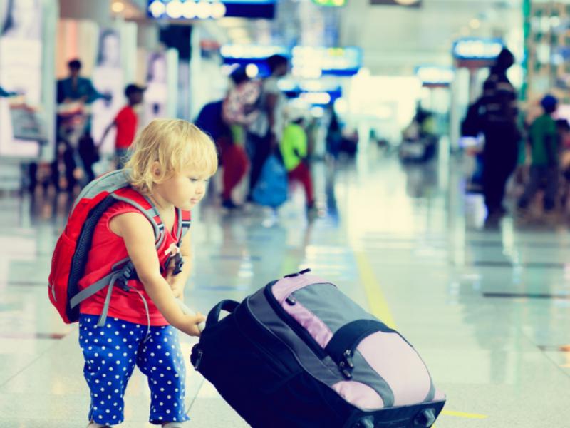 Votre enfant voyagera seul ?