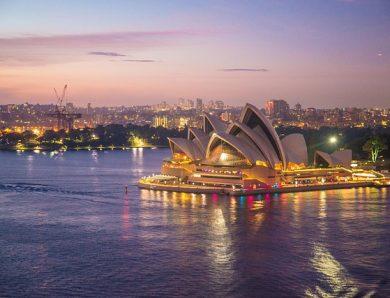 Escapade en Australie : top 3 des sites immanquables à Sydney